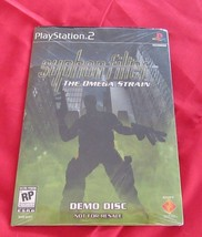 Syphon Filter: The Omega Strain  (Demo Disc) (Sony PlayStation 2) - $5.93