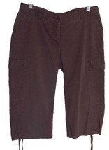 INC International Concepts Womens Capri Cropped... - $19.30