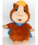 "NICK JR WONDER PETS LINNY HAMSTER GUINEA PIG 12"" STUFFED ANIMAL PLUSH DO... - $9.99"