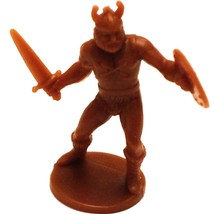 Crossbows and Catapults, 1983 Lakeside, Vikings Warrior Figure - $2.95