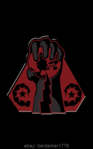 Command & Conquer Brotherhood of Nod Black Hand 3x5 vertical Flag USA seller  - $25.00