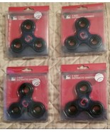 Cleveland Indians Fidget Spinner Bundle of 4 MLB Spinners Forever Collectibles  - $28.04