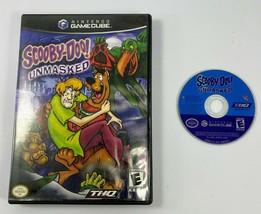 Scooby-Doo Unmasked (Nintendo GameCube, 2005) no manual - $12.19