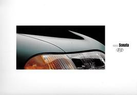 1995 Hyundai SONATA sales brochure catalog US 95 GL V6 - $6.00