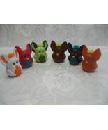 Vintage 90's Hasbro Plastic Furbies - $21.99