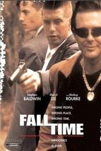 Fall Time (DVD, 2001)