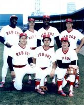 1980 BOSTON RED SOX 8X10 PHOTO BASEBALL PICTURE MLB FRED LYNN - $3.95