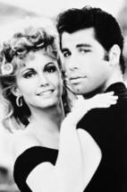 Grease Olivia Newton John Embraces John Travolta 18x24 Poster - $23.99
