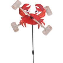 "12"" Crab Whirligig Wind Staked Wind Spinner..15....... PR 21871 - $28.99"