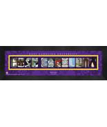 Personalized East Carolina University Campus Letter Art Framed Print - $39.95