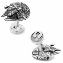 Lucas Film Star Wars Official Millennium Falcon Cufflink tie accessories... - $284.13