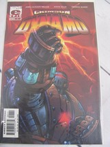 Crimson Dynamo #1 Marvel Epic Bagged and Boarded - C598 - $1.99