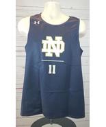 Notre Dame Fighting Irish Women's Team Reversible Basketball Practice Je... - $49.49