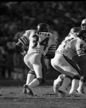 NFL Chicago Bears Walter Payton Game Action Black & White 8 X 10 Photo Picture - $5.99