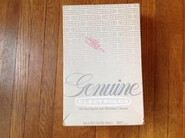Genuine Electrolux Vacuum Bags Lot of 16 in Box  - $19.75