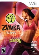 Zumba Fitness (Nintendo Wii, 2010) - $9.66