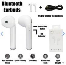 Wireless Earbuds- white - $15.00