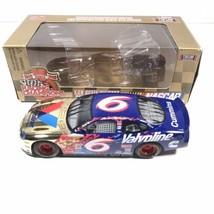 Racing Champions Mark Martin #6 1:24 Diecast Nascar Stock Car Limited E... - $18.49