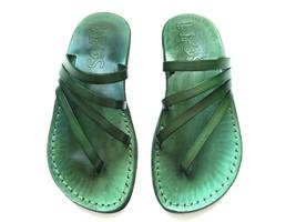 Leather Sandals for Women RAINBOW by SANDALIM Biblical Greek Roman Sandals - $39.44 CAD+