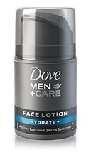 Dove Men+Care Face Lotion Hydrate Plus 1.69 oz 2 pack - $18.67