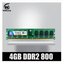 2Gb ddr2 memoria ddr 2 800Mhz ddr 2 2g PC2-6400 memory RAM For Intel AMD Dimm - $96.00+