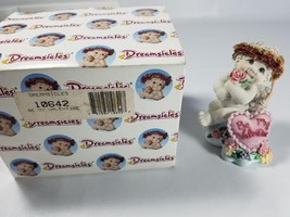 Dreamsicle Angel by Kristin Be My Valentine #10642 1998 signed/ etched (30) - $22.76