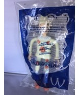 New McDonalds Happy Meal Pinocchio Bendy Toy Figurine / Miramax 2002 / 5... - $3.95
