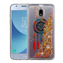 Dreamcatcher Stars Glitter Hybrid Case for SAMSUNG Galaxy J3 V 2018/Star... - $11.07
