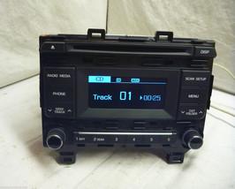 15 2015 Hyundai Sonata Radio Cd MP3 Player 96170-C20004X C56929 - $39.60