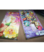 Box of 16 Disney Tinkerbell Paper Blooms Flower Valentine's Day Cards New - $9.00