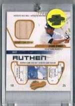 2003 Fleer Authentix Game Bat #JG Jason Giambi NM-MT MEM  - $33.62