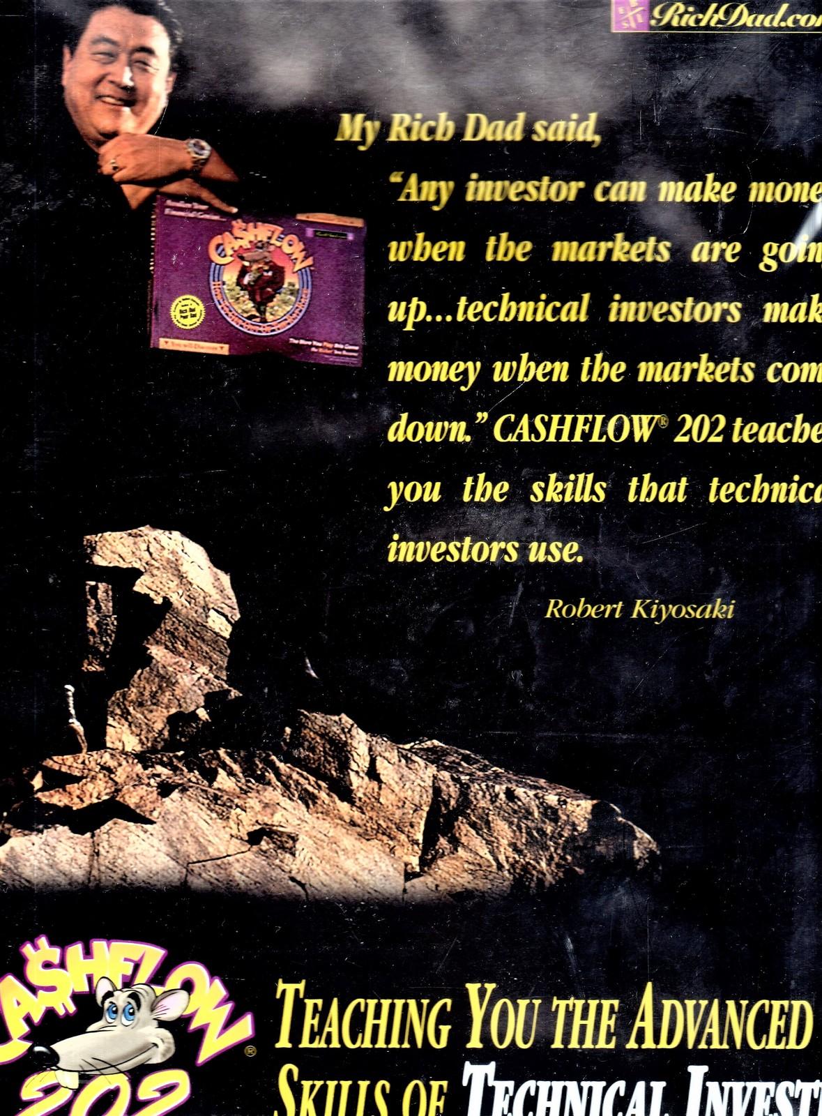 Cashflow 202 -  The Rich Dad Company Rich Dad Cashflow 202