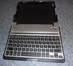 Brand New ZAGG Folio Wireless Bluetooth Keyboard iPad Case 4 Dog Rescue ... - $12.99