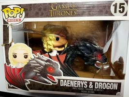 Funko POP Rides Game of Thrones - Dragon  Daenerys Action Figure # 15 - $24.55