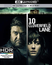 10 Cloverfield Lane [4K Ultra HD + Blu-ray]