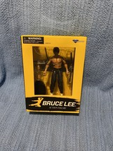 Bruce Lee Action Figure 80 Year Anniversary Action Figure Diamond Select... - $37.62