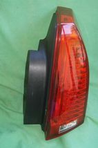 08-13 Cadillac CTS 4 door Sedan LED Rear Tail Light Lamp Passngr Right Side - RH image 3