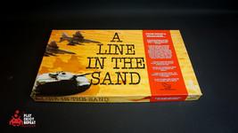 A Ligne dans Le Sable The Battle De Iraq 1991 Vgc Rapide - $74.08