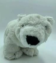 Melissa & Doug Glacier Polar Bear Plush Stuffed Animal AA146 - $15.47