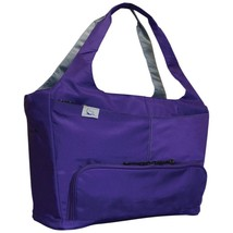 HOTDOG YOGA TOTE Gym Bag 9 Storage Spaces Bottle Caddy Water-Resistant n... - $482,12 MXN