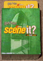 SCENE IT DVD GAME HARRY POTTER 2ND EDITION DELUXE 2007 SCREENLIFE MATTEL COMPLET image 8