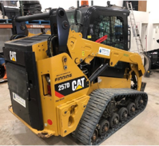 2015 Caterpillar 257D For Sale in Saskatchewan, Canada S4L 0A2 image 3