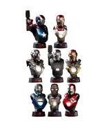 "[Hottoys ? Bust: ""Iron Man 3"" 1/6Scale bust Deluxe Set [Iron Man ? mark ... - $345.51"