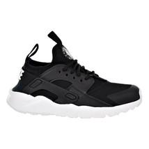 Nike Huarache Ultra Little Kid's Shoes Black-White 859593-020 - $74.95