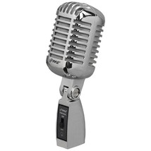 Pyle Pro(R) PDMICR68SL Classic Die-Cast Metal Retro-Style Dynamic Vocal ... - $119.99