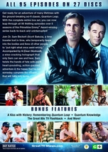 Quantum leap the complete series season 1 5  dvd 2014  27 disc  1 2 3 4 5 new 2 thumb200