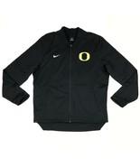 New Nike Oregon Ducks Dry Warm Up Full-Zip Basketball Jacket Men's Large... - $64.35