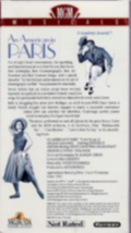 An American in Paris Vhs  image 2