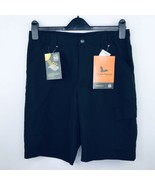 Field & Stream Youth XL Harbor Short UV Protection Elastic Waist Black N... - $13.99