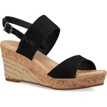 UGG Shoes Elena Black, 1015098 - $263.00